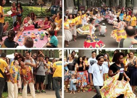 festa da rua b