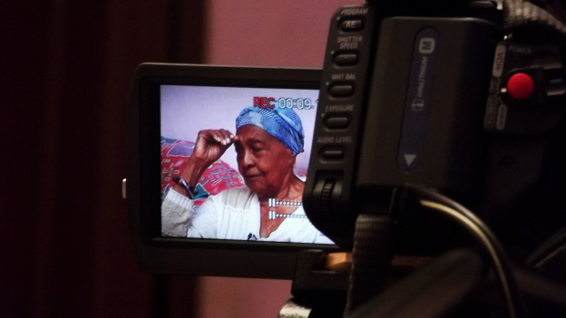 Produção Audiovisual - Caxambu do Salgueiro