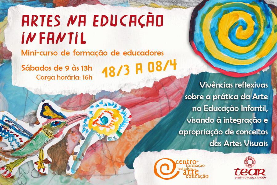 artes integradas na educação infantil 2017_v2